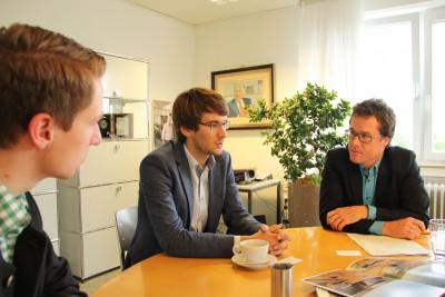 2015-07-27 Besuch der Firma Lipp in Tannhausen 2