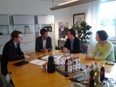 2015-07-27 Besuch der Firma Lipp in Tannhausen