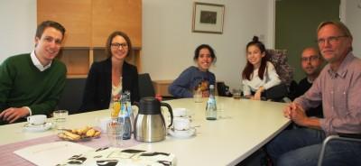 Konrad-Biesalski-Schule mit Schulleiter Thomas Buchholz